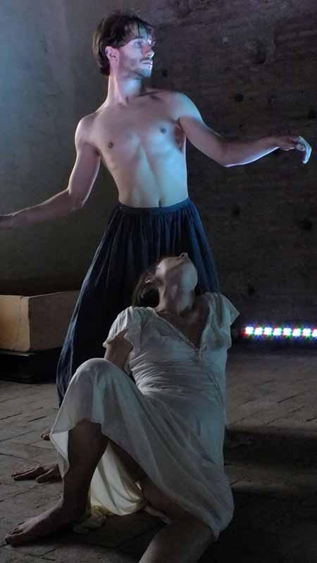"""Teatri di Pietra presenta """"Viriditas"""" #Inscena il 13 e 14 giugno"""