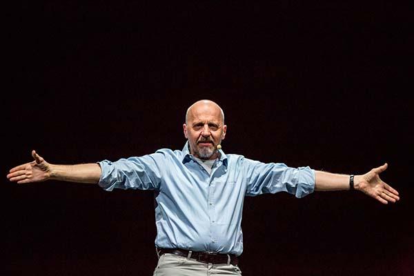 """Teatro Goldoni di Venezia, """"Le Avventure di Numero Primo"""" #Inscena il 26 ottobre"""