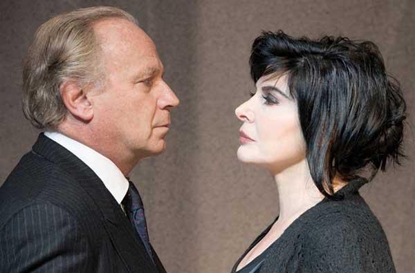 """Al Teatro Carcano di Milano """"Filomena Marturano"""" per la regia di Liliana Cavani"""