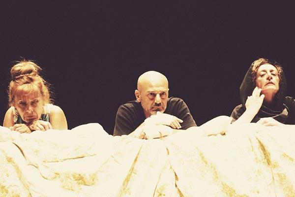 """Off/Off Theatre Roma #Inscena dal 21 al 26 novembre """"A Porte Chiuse"""" di Andrea Adriatico"""