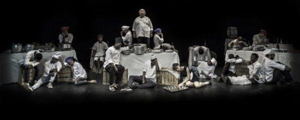 """""""La Cucina"""" ad Europa Teatri di Parma #Vistipervoi quando basta il cuore per fare ottimi spettacoli"""