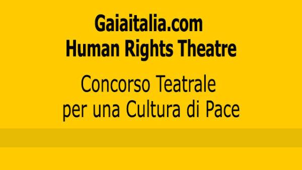 """Gaiaitalia.com per un Teatro di pace: vincono Federica Cucco, Monsieur David e il progetto """"Cucina"""" di Gigi Tapella"""