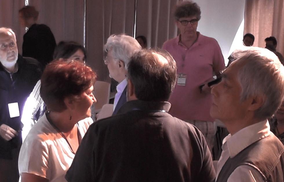 L'arrivo di Giancarlo Giannini al Teatro comunale di Portofino