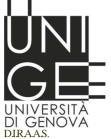 Università di Genova - Patrocinio