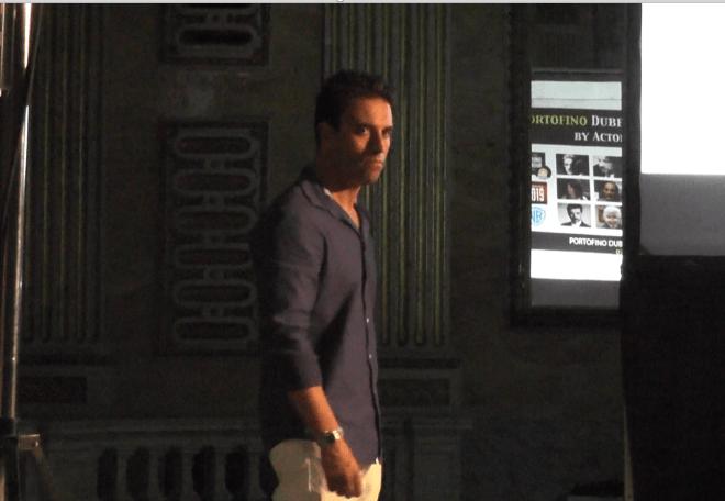 Tommaso Cosseta Palazzo Ducale. ActorsPoetryFestival 8th