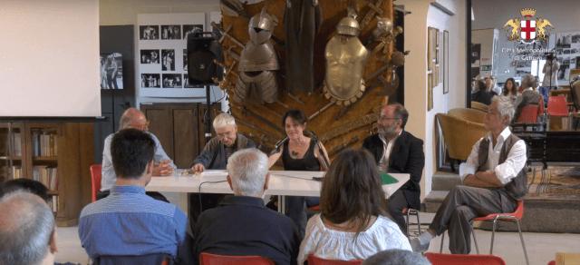 Tavola rotonda Museo dell'Attore - Marco Mete