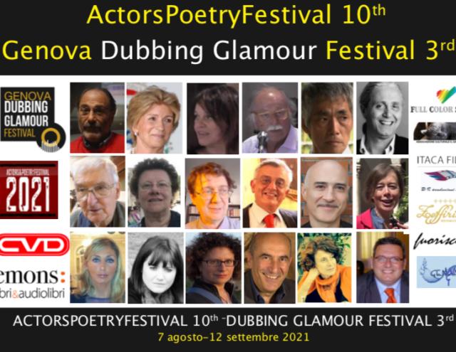 Bando ActorsPoetryFestival 10th - Dubbing Glamour Festival 3rd