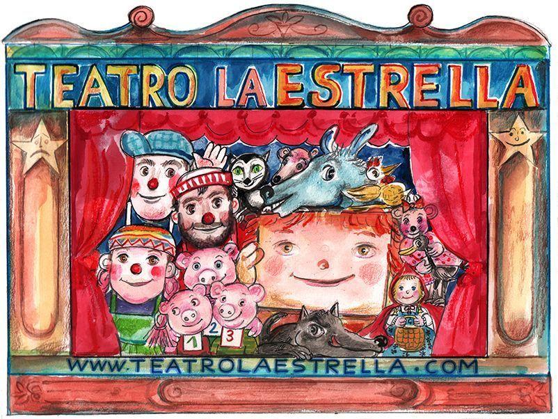 ¡Ven con tu cole al Teatro la Estrella! – Sala Petxina