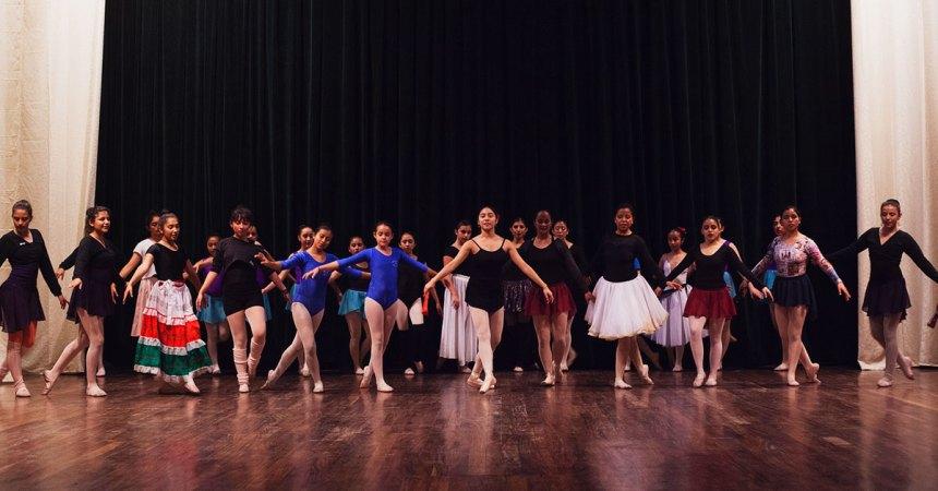 Programa Presentación Oficial Cuerpo de Baile