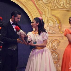 El Cascanueces en el Teatro Municipal de Quetzaltenango