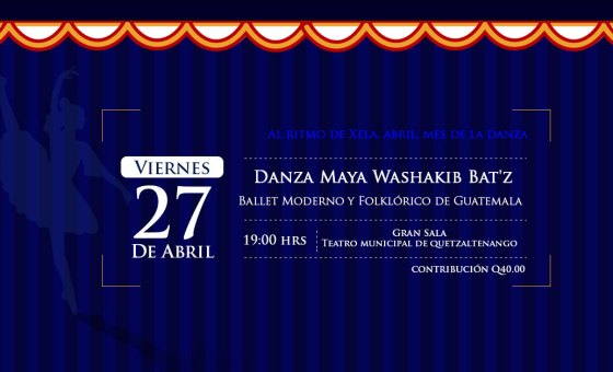 Danza Maya Washakib Bat'z