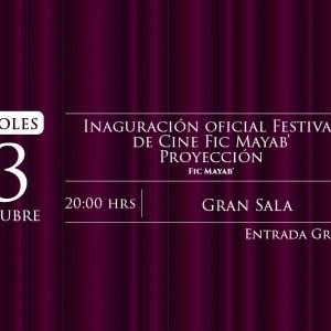 Festival de Cine Fic Maya´b