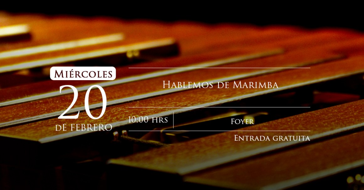 Hablemos de Marimba