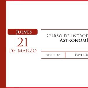 Curso de introducción a la Astronomía Maya