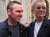 Игорь Верник и Дарья Мороз