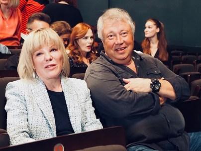 Александра Захарова и Сергей Степанченко