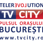 Sigla tv city afise fundal alb