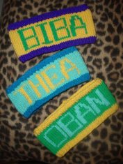 Personalized Headbands
