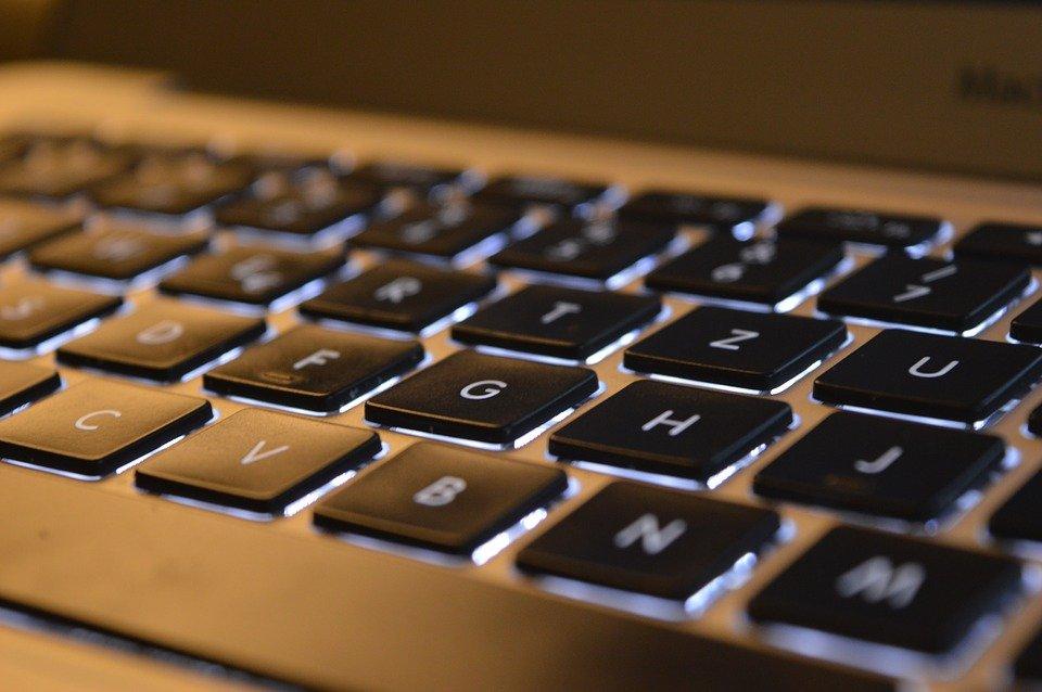 teclado Apple