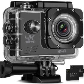 Mejores cámaras deportivas tipo GoPro 4
