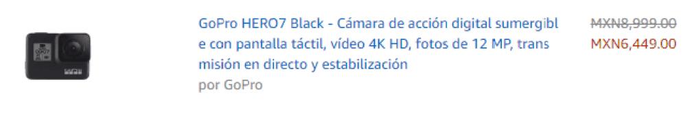 GoPro HERO 7 Black | Análisis: la cámara que quieres 8