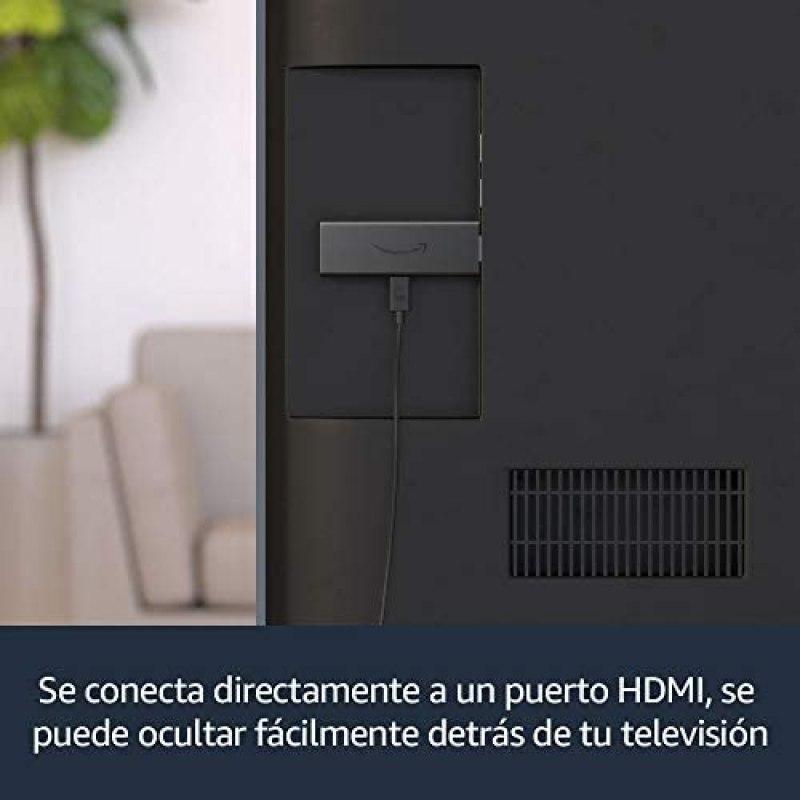 Presentamos el Fire TV Stick Lite con control remoto por voz Alexa | edición 2020 3