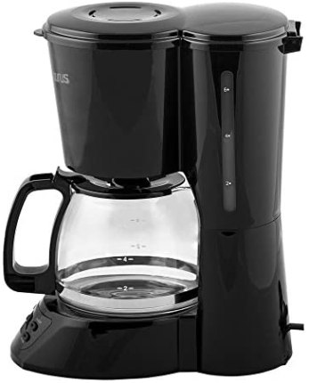 Taurus CAFFETO Cafetera Programable, Autoapagado, 6 Tazas 2