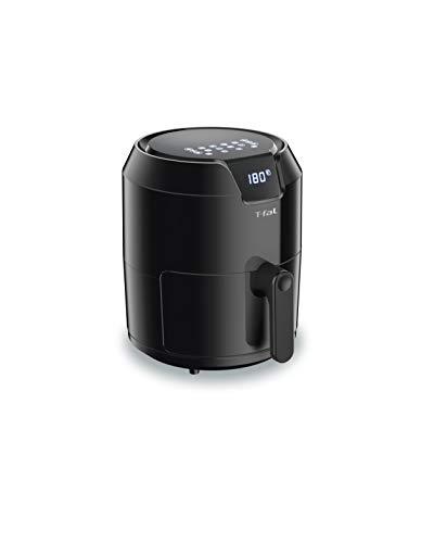 T-Fal EY4018MX Freidora sin aceite EASY FRY 4.2L con panel digital, capacidad XL para 6 personas. Programa para 8 menús y sistema innovador de canastilla antiadherente 2