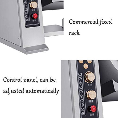 HXXXIN Máquina De Cocción Automática, Robot De Cocción Inteligente, Máquina De Arroz Frito con Arroz, Máquina De Cocción Doméstica Multifunción, Cocción Al Vapor, Freír, Guisar 6