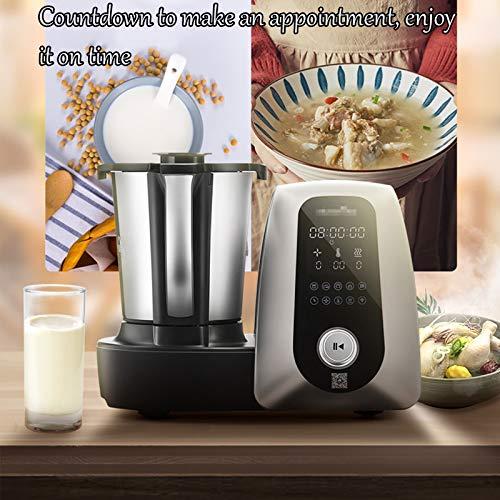 Máquina De Cocción Automática para El Hogar, Robot De Cocción Inteligente, Máquina De Cocción Multifunción, Cocción Al Vapor, Freír, Freír, Guisar 5