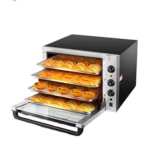 1619996521 242 Luffa elves Horno EleCtrico Comercial Horno De Pizza De Pan