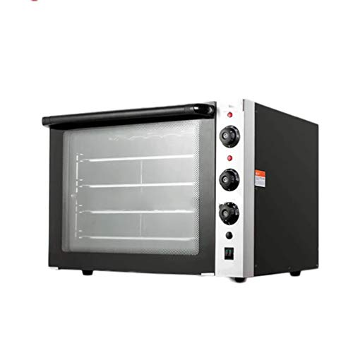 Luffa elves Horno EleCtrico Comercial Horno De Pizza De Pan