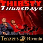 Thirsty Thursday At Teazers