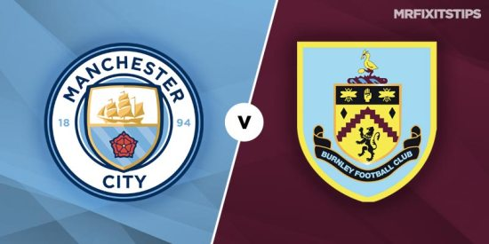 Prediksi Skor Bola Manchester City Vs Burnley 26 Januari 2019