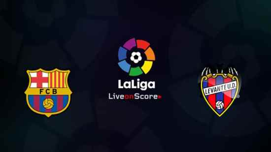 Prediksi Skor Bola Barcelona vs Levante 28 April 2019