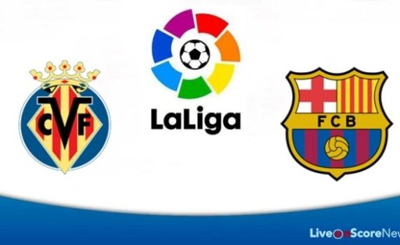 Prediksi Skor Bola Villarreal vs Barcelona 3 April 2019