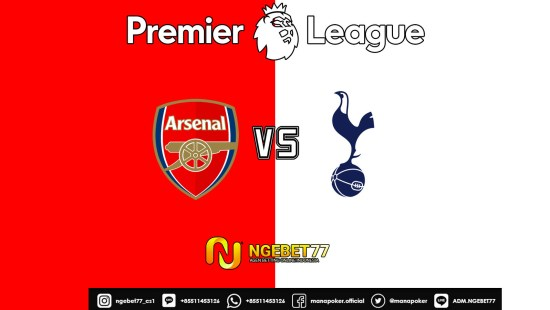 Prediksi Skor Bola Arsenal vs Tottenham Hotspur 1 September 2019