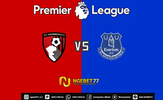 Prediksi Skor Bola Bournemouth vs Everton 15 September 2019