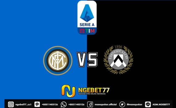 Prediksi Skor Bola Inter Milan vs Udinese 15 September 2019