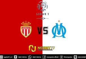 Prediksi Skor Bola AS Monaco vs Marseille 16 September 2019