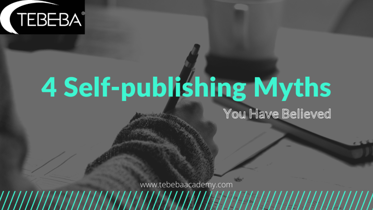 4 Self-publishing Myths You Have Believed