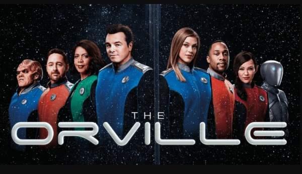 The Orville Netflix