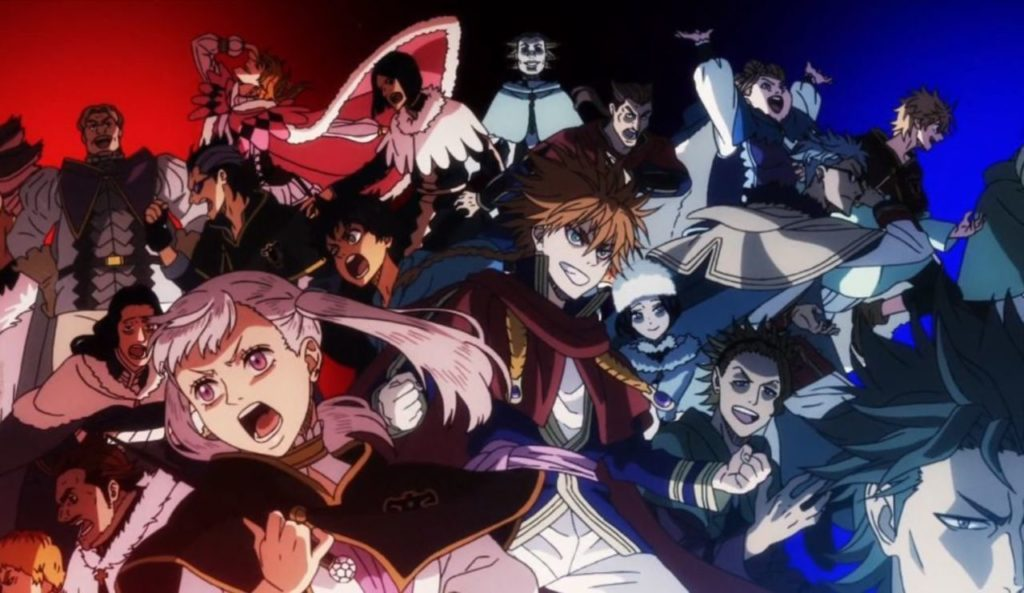 Black clover black clover characters black clover asta black clover quartet knights black clover an. Black Clover: Will there be season 4?