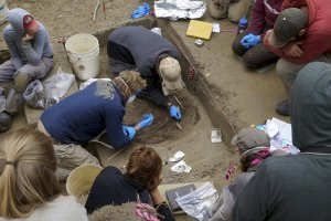Astrologers found 11,000 years old remains in North America