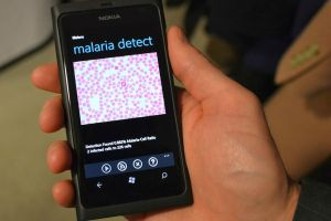 IISc Researchers develop Smartphone Malaria Test
