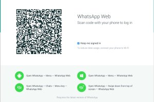 WhatsApp ready to launch its web version