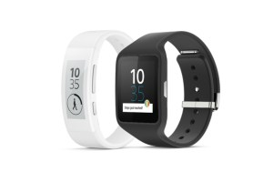 Sony officially launches SmartBand Talk and SmartWatch 3 in India