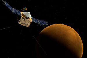 Marvelous Maven completes 1000 orbits around Mars