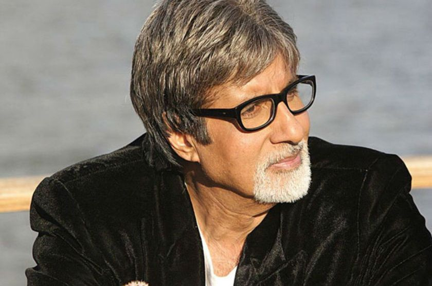 Amitabh Bachchan shares an old picture of him TeCake