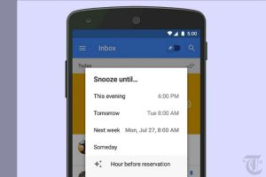 Inbox by Gmail TeCake
